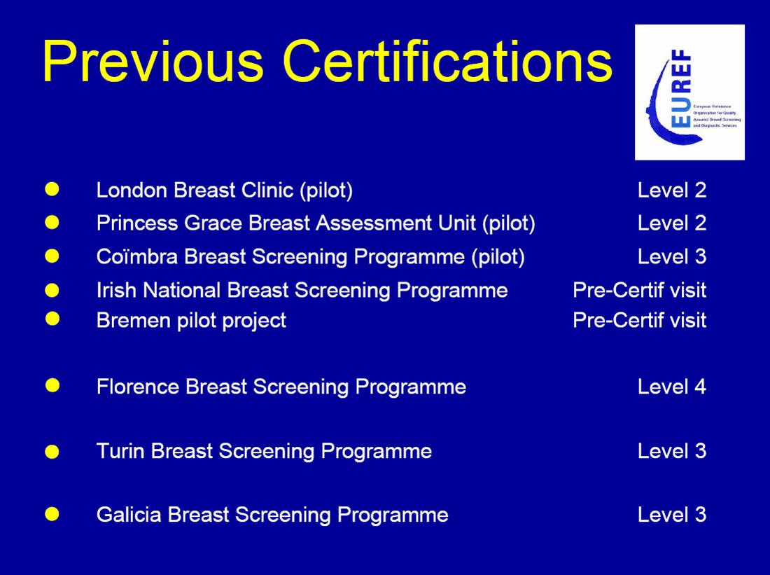 Disease-Management-Programme: Brustkrebs